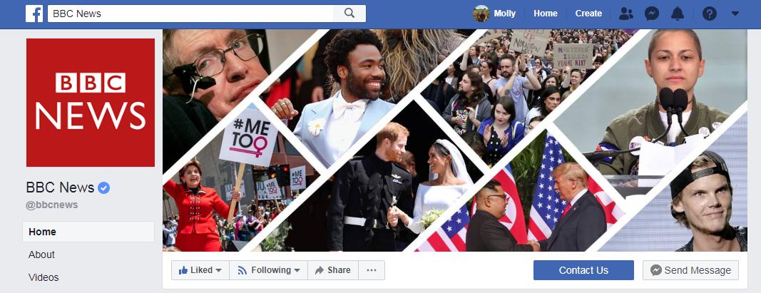 bbc facebook